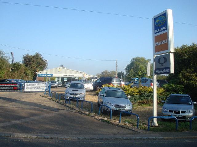 Car Dealer, Robertsbridge