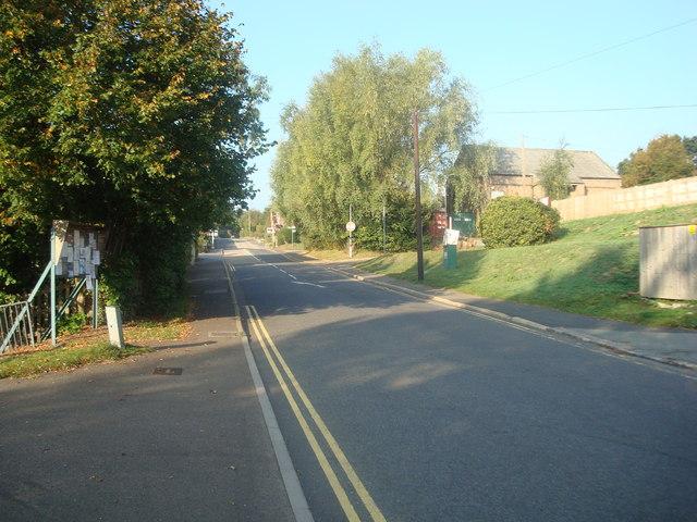 Station Road, Robertsbridge