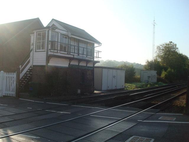 Robertsbridge Signal Box
