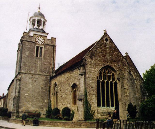 St Thomas the Apostle, Lymington