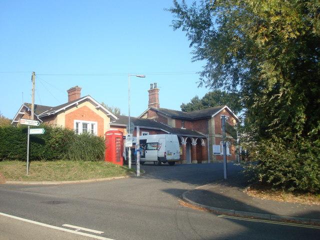 Robertsbridge Railway Station