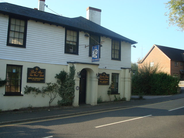The Ostrich public house, Robertsbridge