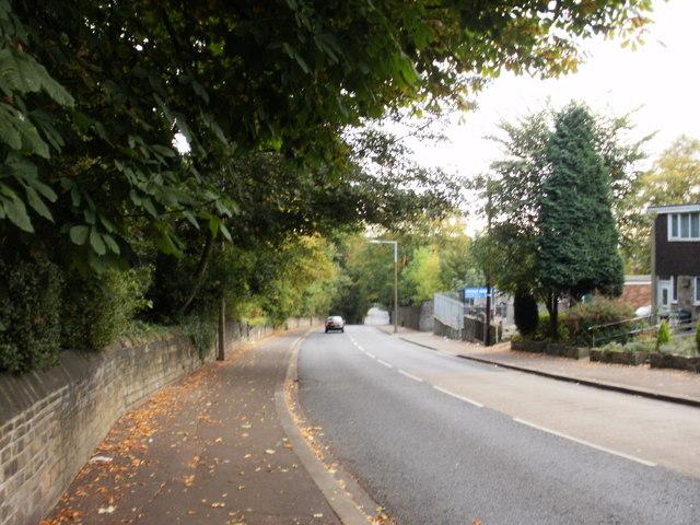 Blacker Road, Huddersfield