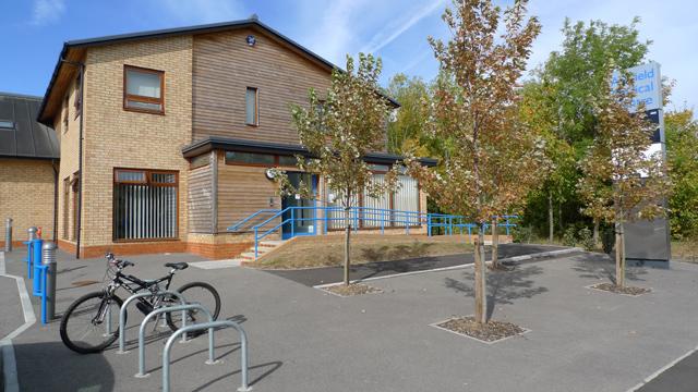 The Medical Centre, Beanhill, Milton Keynes.