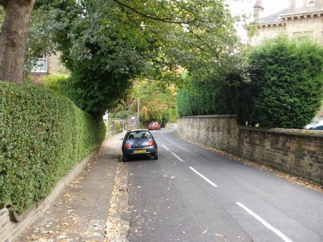 Queen's Road, Huddersfield