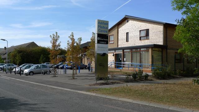 The New Medical Centre, Beanhill, Milton Keynes.
