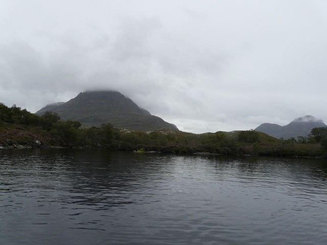Loch Sionascaig