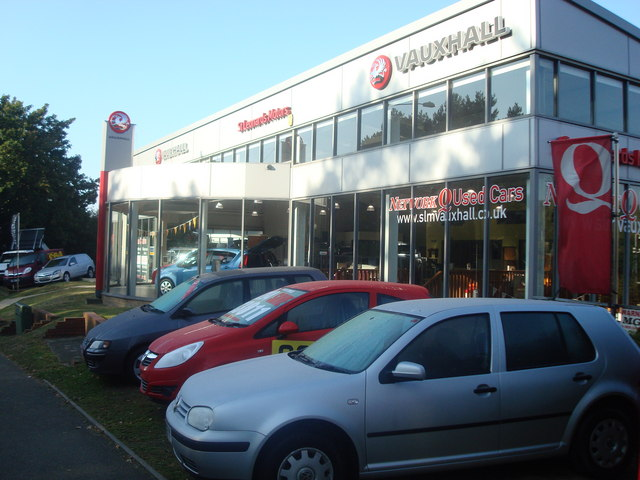 Car Dealer, St Leonards on Sea