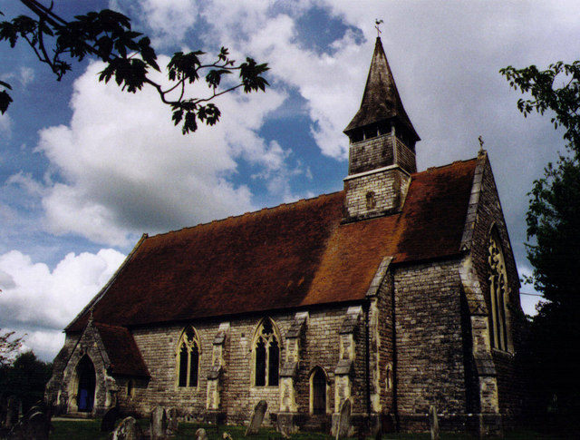 St Matthew, Netley Marsh