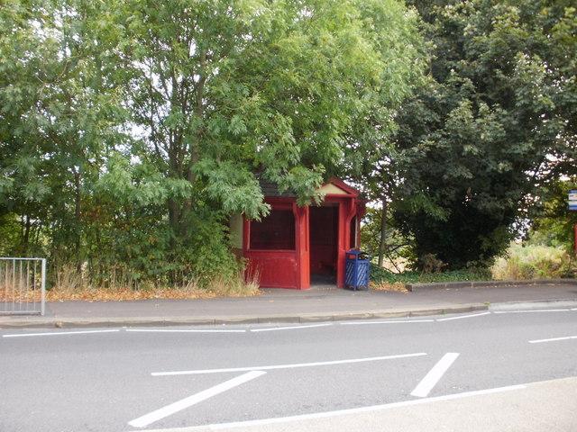 Bus Shelter, Edgerton Road,Huddersfield