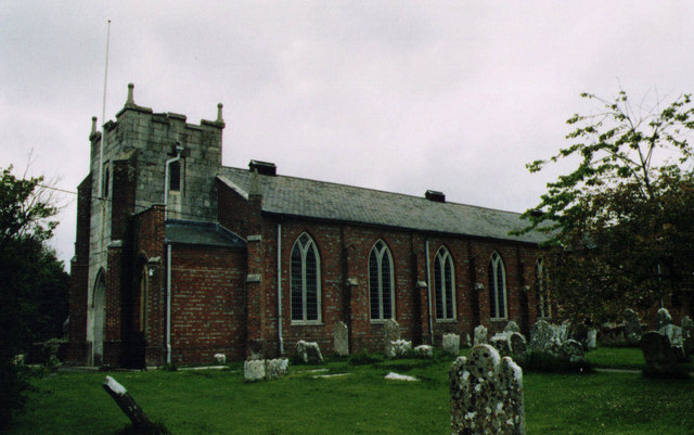 St Mary Magdalene, New Milton