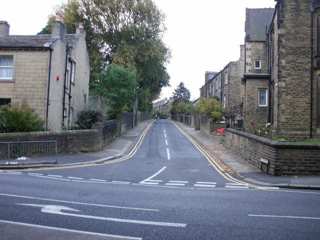 Luther Place, Huddersfield