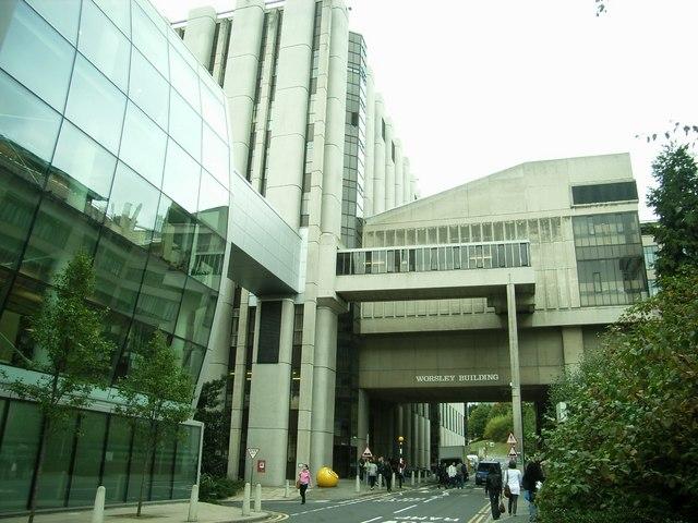 Worsley Building,  Clarendon Way,  Leeds
