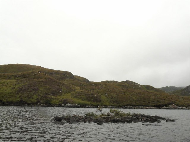 Skerry, Loch Sionascaig