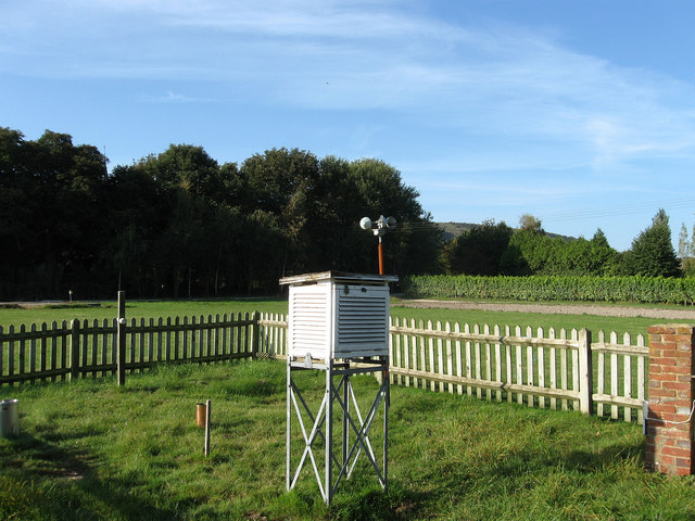 Weather Data Collection Area, Plumpton College