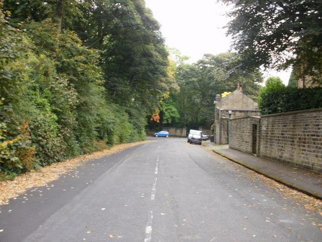 Kaffir Road, Edgerton