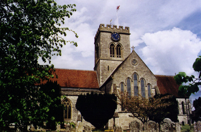 St Peter & St Paul, Ringwood