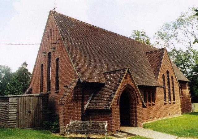 St Aldhelm, Sandleheath