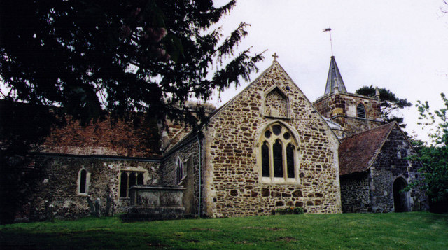 St Michael & All Angels, Sopley