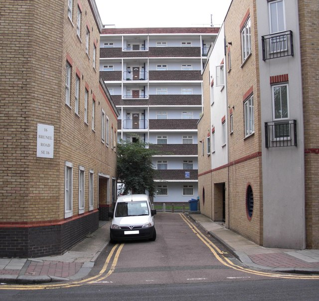 Ainsty Street, Rotherhithe, London, SE16