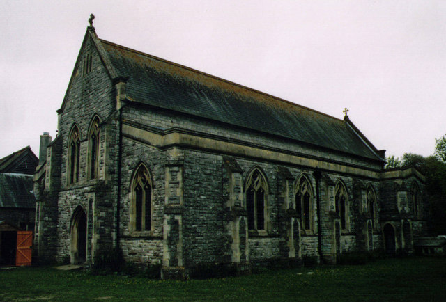 All Saints, Woodside