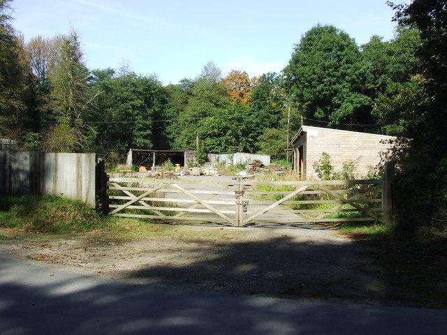 Old Sawmill Colesbourne estate