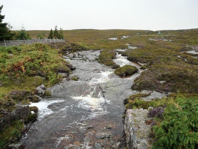 Allt an Lagain by Loch Eriboll