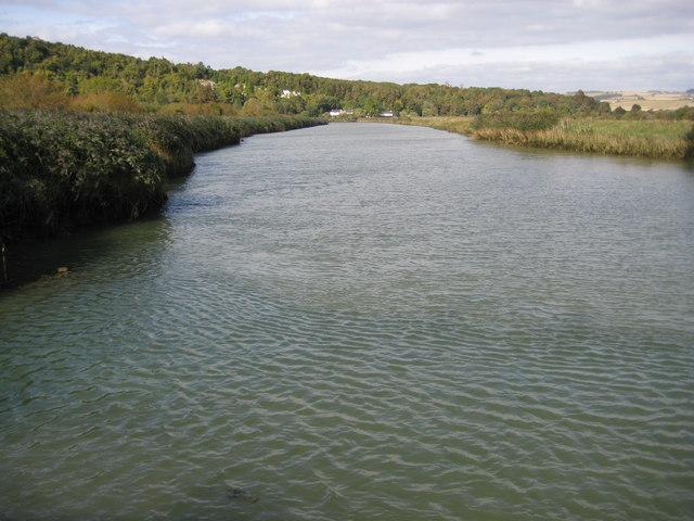 River Arun near Arundel