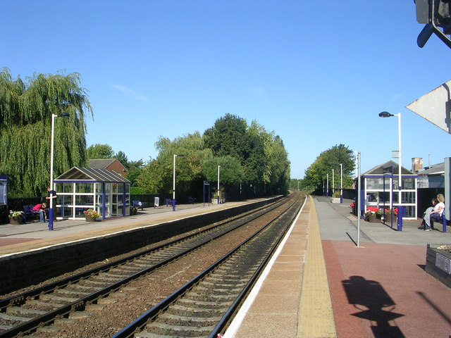 Starbeck Station