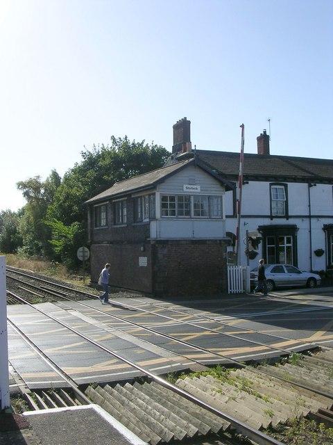 Starbeck Signal Box - High Street