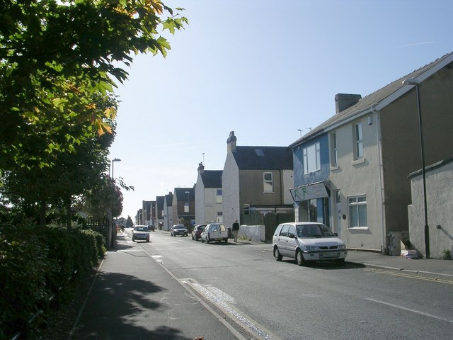 Prospect Road - High Street