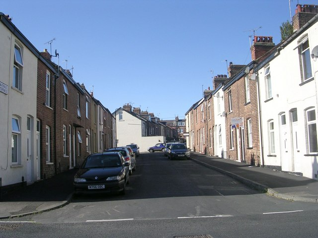 Avenue Terrace - Prospect Road