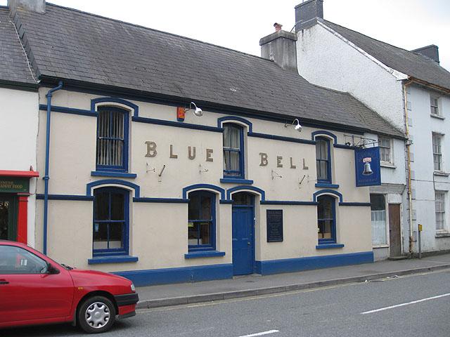 The Blue Bell, Llandovery