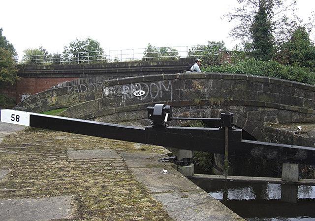 Lock 58, Rochdale Canal