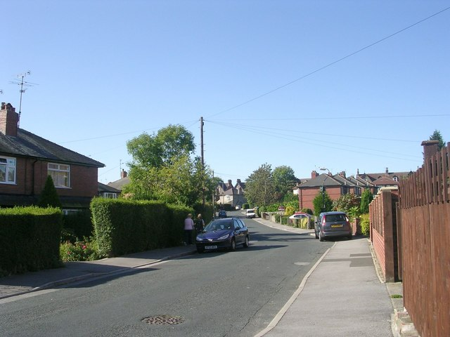 Greenfields Avenue - Prospect Road