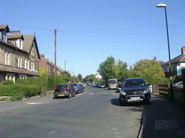 Stonefall Avenue - viewed from Greenfields Avenue
