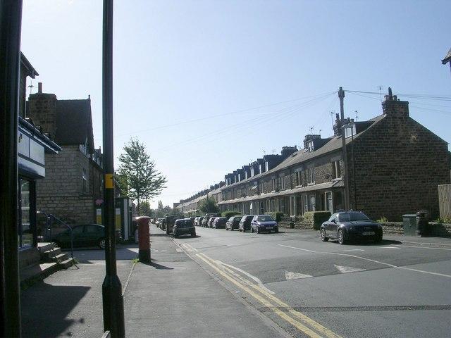 Stonefall Avenue - High Street