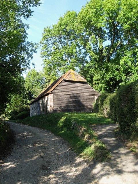 Flint Barn, Ashurst Lane