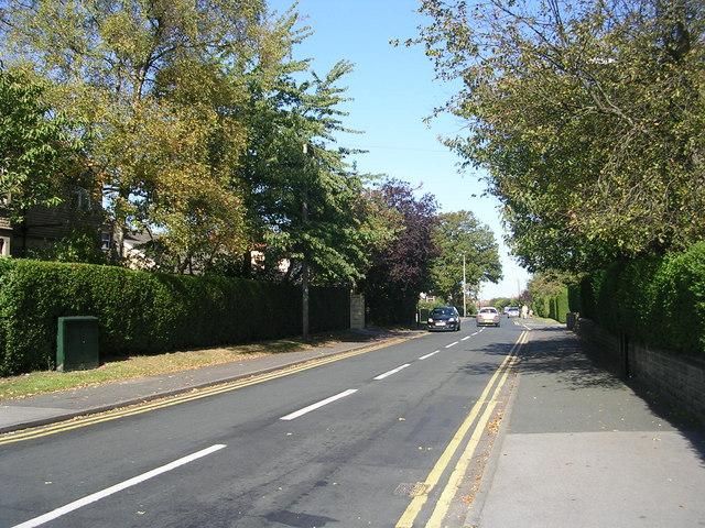 Kingsley Road - Knaresborough Road