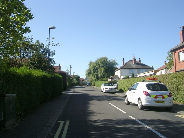 Wreaks Road - Kingsley Road