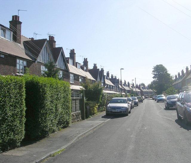 Swarcliffe Road - Wreaks Road
