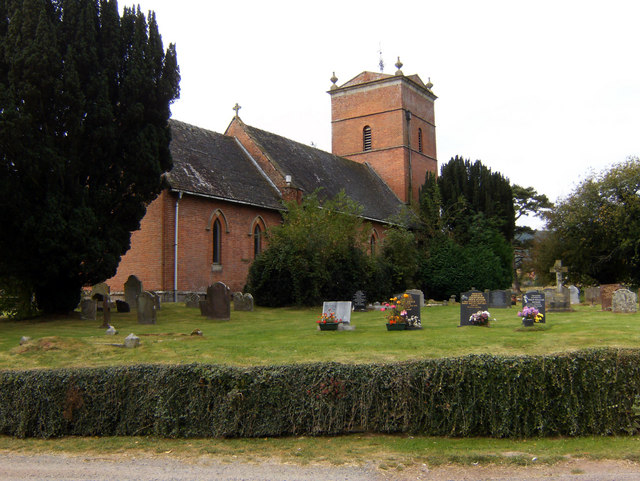St.Mary's Church, Tyberton