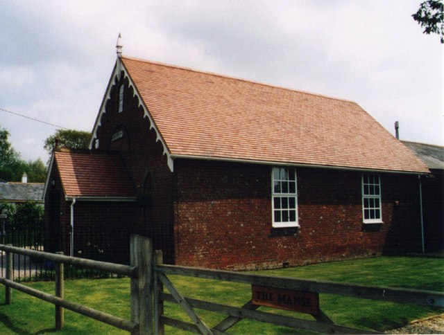 Former East End Chapel, East Boldre