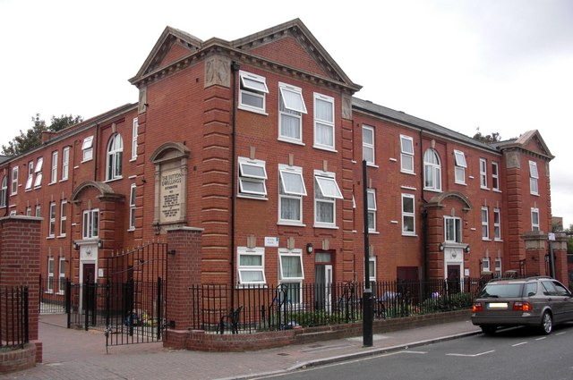 Sutton Dwellings (part), Plough Way, Rotherhithe, London, SE16