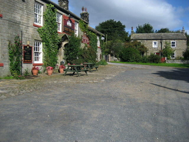 Three Tuns Inn, Eggleston