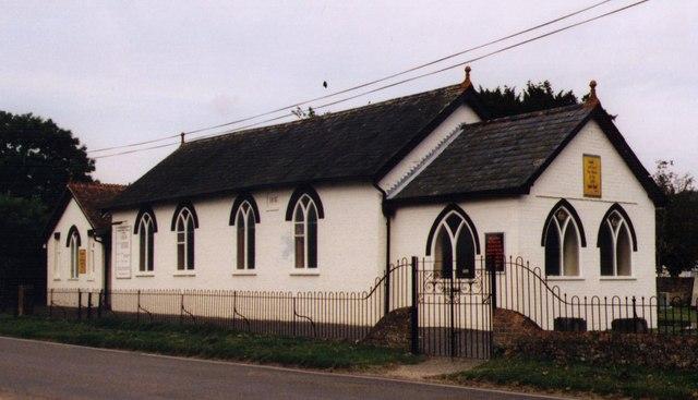 Crosslanes Chapel, Mockbeggar