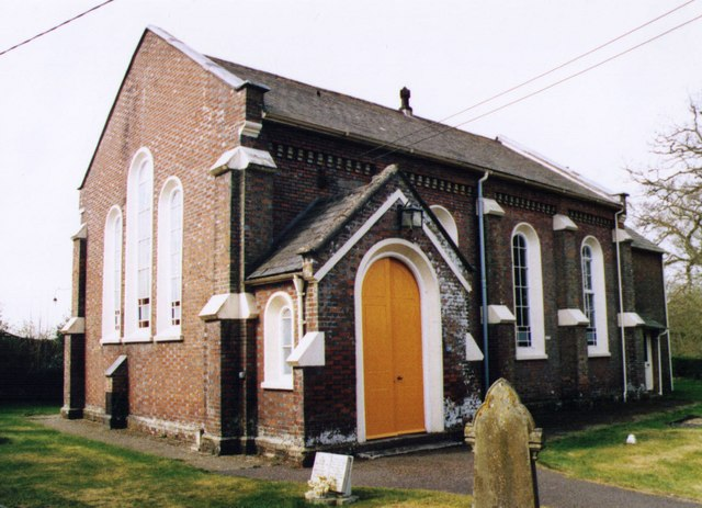 Stuckton Evangelical Chapel