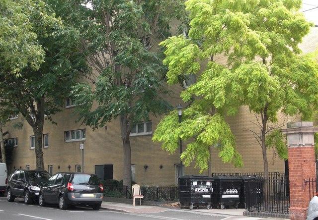 Jura House, Plough Way, Rotherhithe, London, SE16