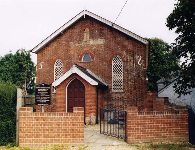Cadnam Methodist Chapel