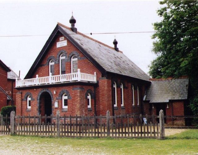 Fritham United Free Chapel
